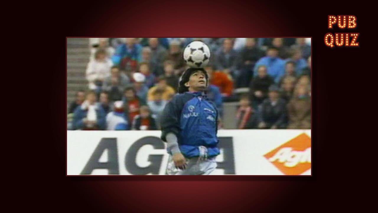 voetbal pubquiz filmpje